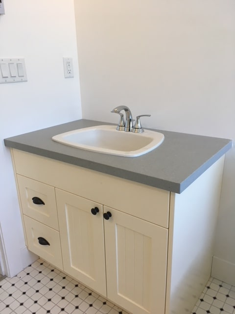 Willway Enderby Vanity Acrylic Countertop